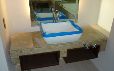 Bathroom Sink finishes