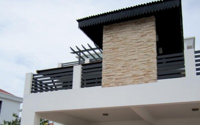 CraftStone Balcony Wall