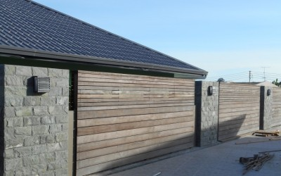 CraftStone Wall Fence
