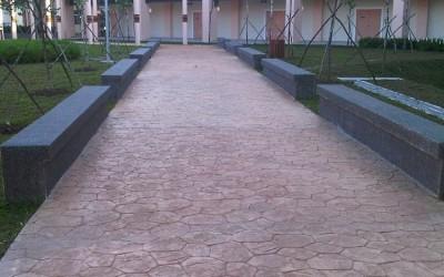 Imprint Concrete System Kota Kinabalu