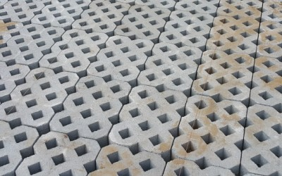 Interlocking Concrete Pavement