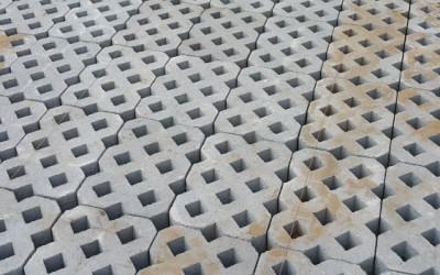 Interlocking Concrete Pavement
