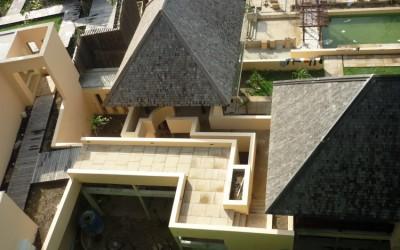 Non-slip Sandstone tiles