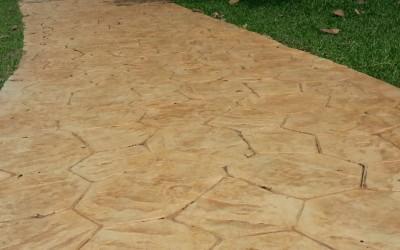 Concrete Imprint Flooring