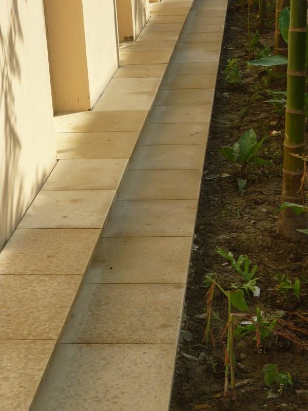 Sandstone floor Sabah