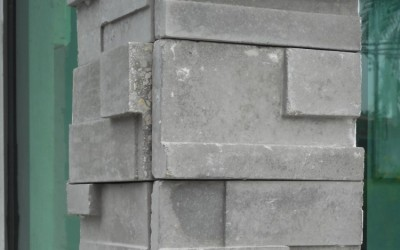 Stone Cladding Column